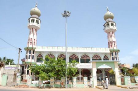 Parangipettai mosque