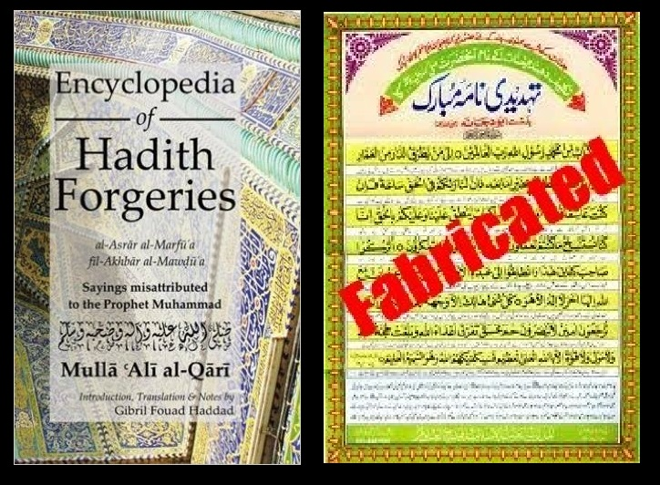 Forged Hadith
