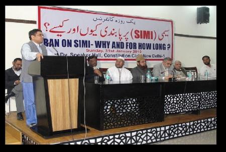Muslims still supporting SIMI 2010