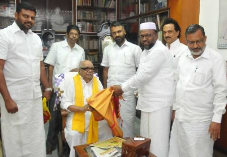 SDPI, MMK, IUML all in DMK 2016