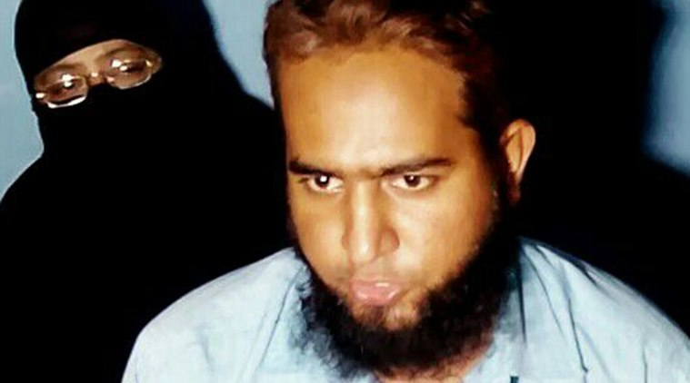 Al Jeelani Abdul Qader Mohsin Mahmood was one among the six persons released by the NIA after the terror raids in Hyderabad -Express photo