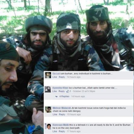 Burhan-targeting friends