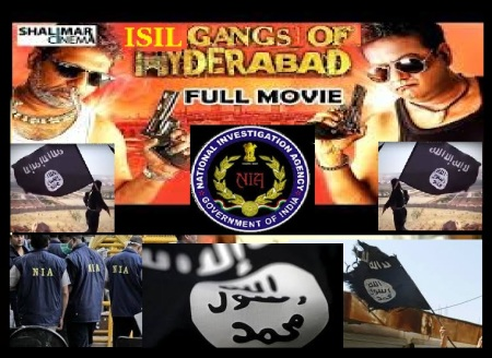 Hyderabad module - ISIS connection - NIA