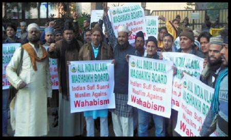 Indian Muslims against Wahabism