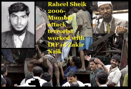 Raheel worked with IRF