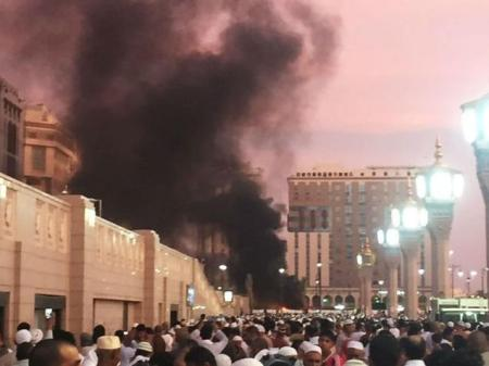 saudi_bomb blast in Medina 04-07-2016