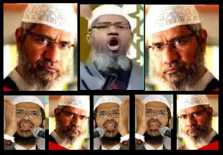 Zakir says he cannot take responsibility- angry