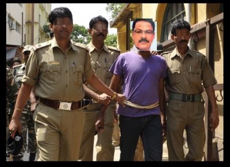 Khader Basha arrested