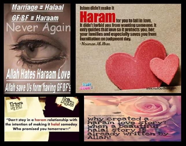 love is haram- llll