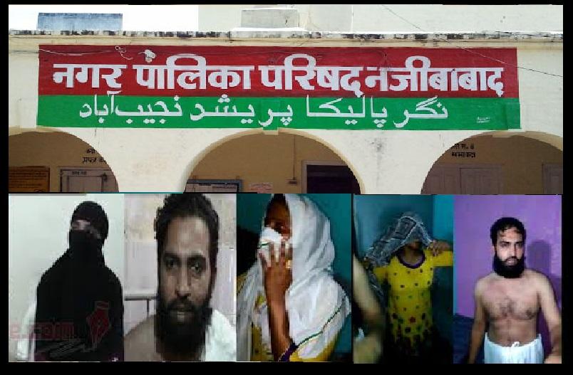 Najibabad, imam caught in video