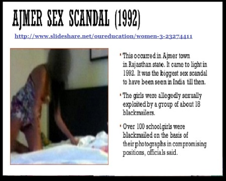 Ajmer sex scandal 2012