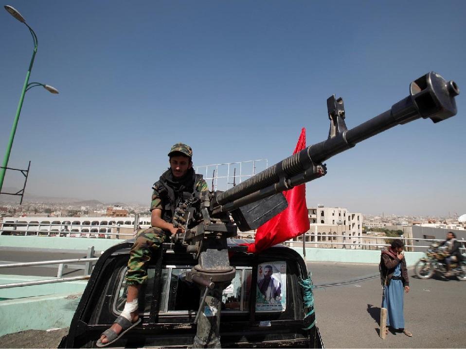 houthi-militant