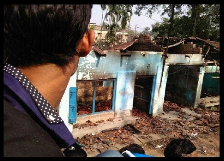 dhulagarh-hindu-houses-destroyed-13-12-2016