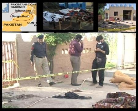 Abdul Waheed killed 20 at sargodha