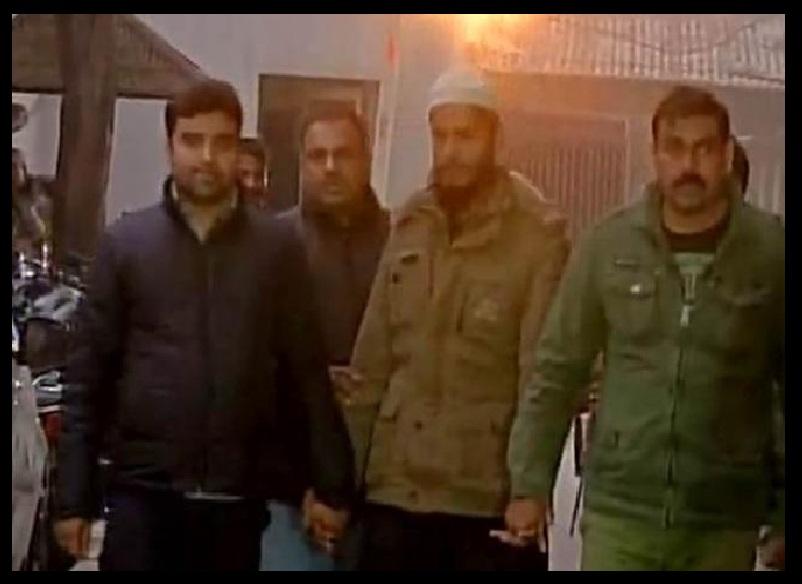 Base movement activist arrested in Delhi