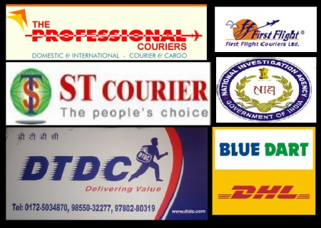 Chennai cuuriers
