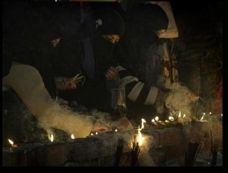 Sargohda - dargah - buildin black magic-sufism