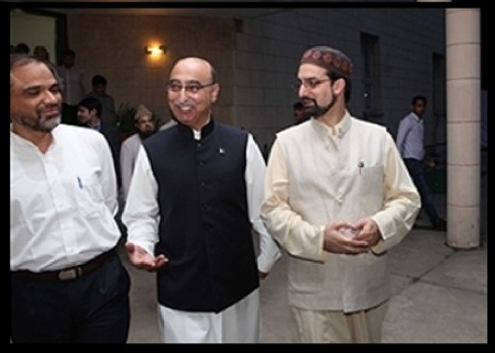 SYurriat meeting Abdul Basit - August .2014