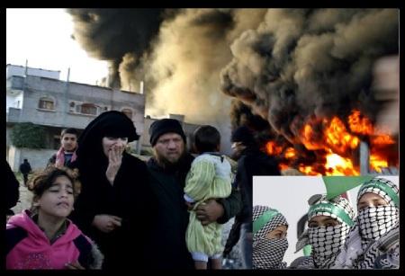 Gaza- palestine, woen jihadis