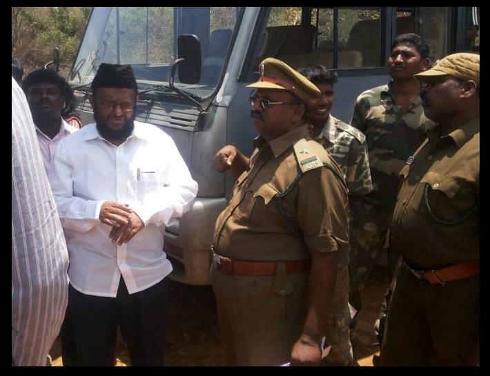 Jawahirulla exempted from arrest till 26-06-2017