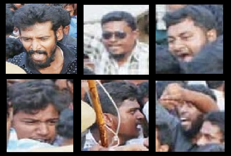 Salem - Hidu festival opposed by Muslims- with angry faces-03-08-2017.