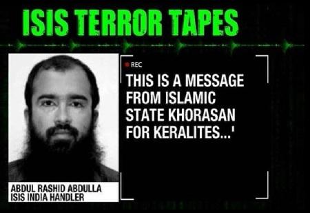 Abdul Rashid Abdulla Isis -terror tape