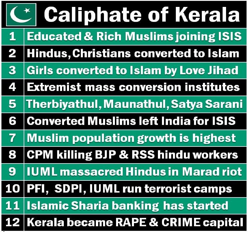Caliphate of Kerala- Courtesy- Shanknad