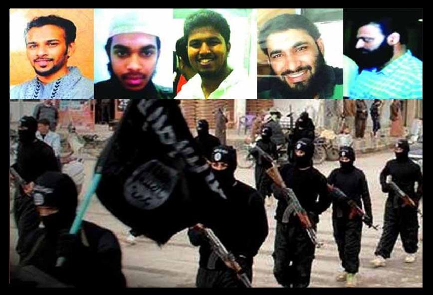 Five Kerala Muslims killed in ISIS