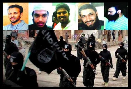 Five Kerala Muslims killed in ISIS