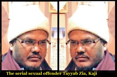 Lucknow Madrassa- police raid-Kaji arrested-The serial sexual offender Tayyab Zia, Kaji