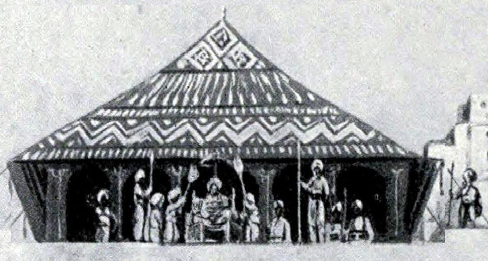 Malikafur attack -tent