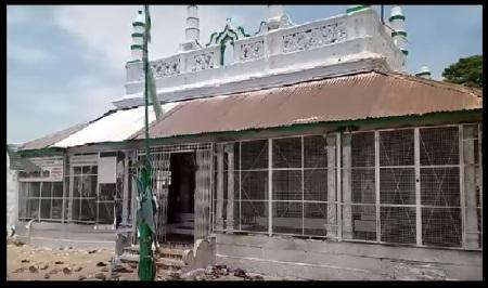 Sikandar Dragah - Tirupparangundram.entrance