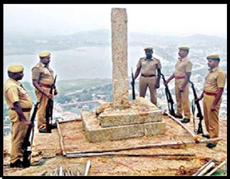 Sikander Dargah, Kuthirai sunai thittu