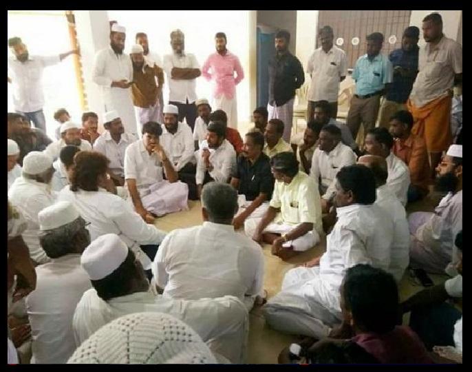 Dalit, Muslim dialogue, Bomminaickenpattu- Muslim version.2