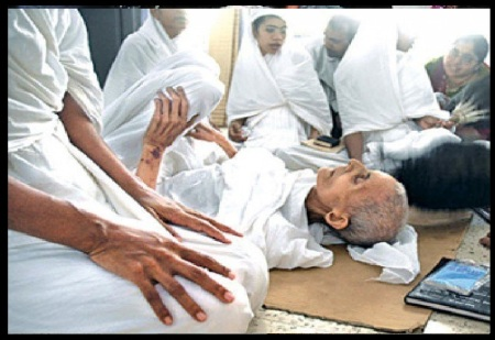Fasting by Jains - to kill themselves
