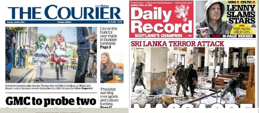 Sri Lankan blast, how world reacted-2