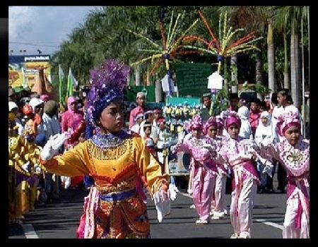 Bara Rabi Awwal how celebrated - Banyuwangi City