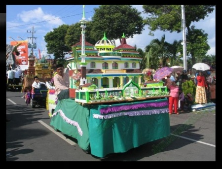 Bara Rabi Awwal how celebrated - Banyuwangi