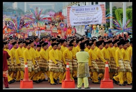 Bara Rabi Awwal how celebrated - Malaysia-full