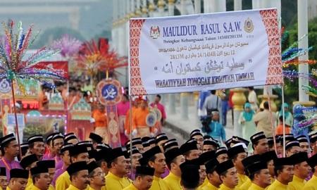 Bara Rabi Awwal how celebrated - Malaysia